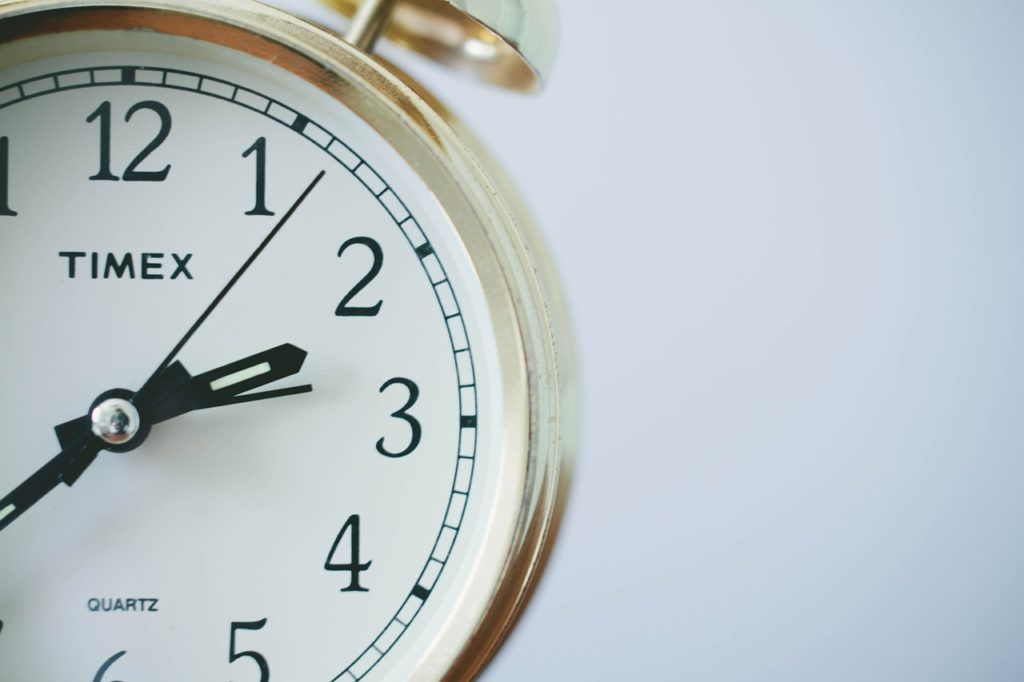 時間は限られている。そして時間の使い方は自由なんだ、と気づいた話