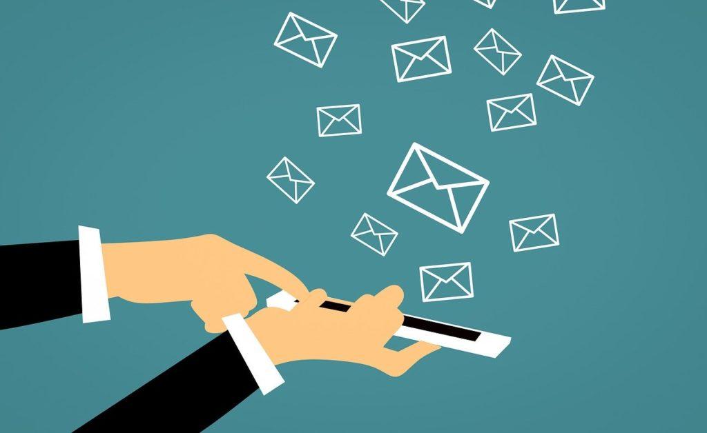 大量のメールはすべて完璧に読まなくたっていい。